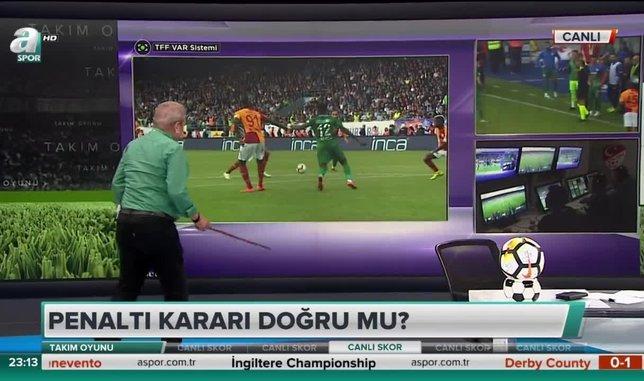 Onyekuru'nun pozisyonu penaltı mı? Erman Toroğlu açıkladı!