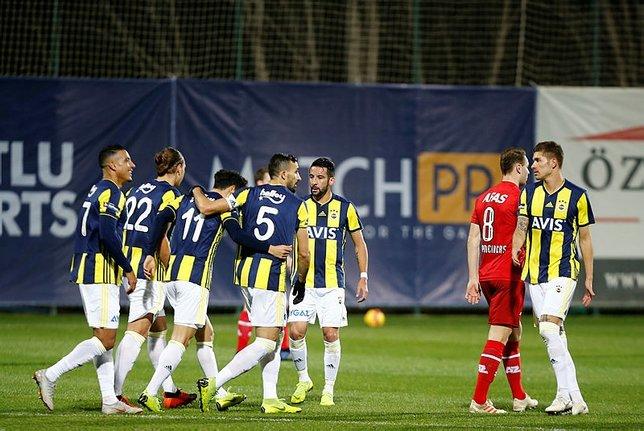 Fenerbahçede yılın transferi!