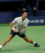 ABD Açık'ta Djokovic finalde