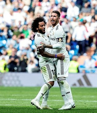 Real Madrid - Levante: 2-1