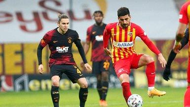 Son dakika spor haberi: Kayserispor'da Avramovski milli takıma davet edildi