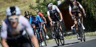 Fransa Bisiklet Turu'nda 11. etabı Geraint Thomas ilk sırada tamamladı