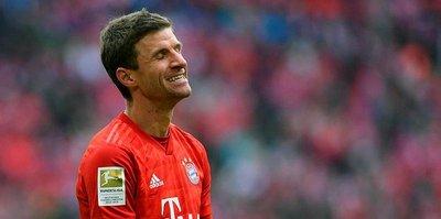 Müller ayrılıyor