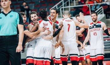 MAÇ SONUCU Riga 81-85 Gaziantep Basketbol MAÇ ÖZETİ
