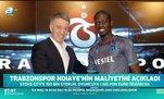 Trabzonspor Ndiaye'nin maliyetini açıkladı
