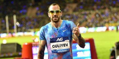 Ramil Guliyev 3. oldu