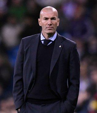 Zinedine Zidane'nın göze Manchester United'da!