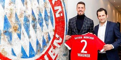 Bayern Münih yeni forvetini resmen açıkladı