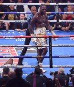ABD'li boksör Wilder, Muhammed Ali'nin rekoruna ortak oldu