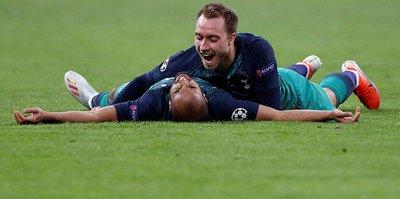 Tottenham tarihinde ilk kez finalde