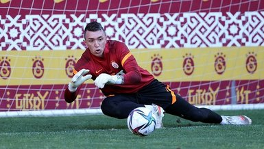 Son dakika spor haberi: Galatasaray'da Muslera'dan işbaşı