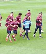 Trabzonspor Al Duhail ile hazırlık maçı yapacak
