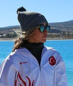 Turkish world record holder to dive in Antarctica