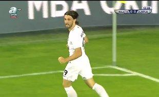 GOL | Yeni Malatyaspor 0-1 Olimpija Ljubljana