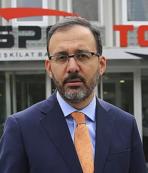 Bakan Kasapoğlu'nda tebrik mesajı