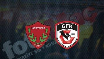 Hatayspor Gaziantep FK | CANLI