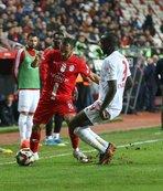Antalyaspor ile Sivasspor yenişemedi