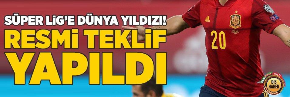 besiktas buyuk oynuyor santi cazorlaya resmi teklif 1593603269239 - Beşiktaşlı Larin için transfer kararı! Gelecek sezon...