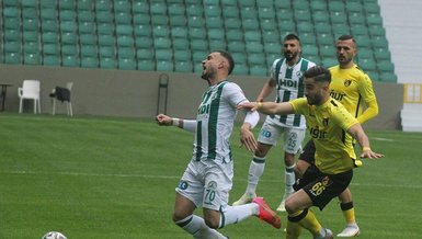 Giresunspor - İstanbulspor: 0-0 (MAÇ SONUCU - ÖZET)