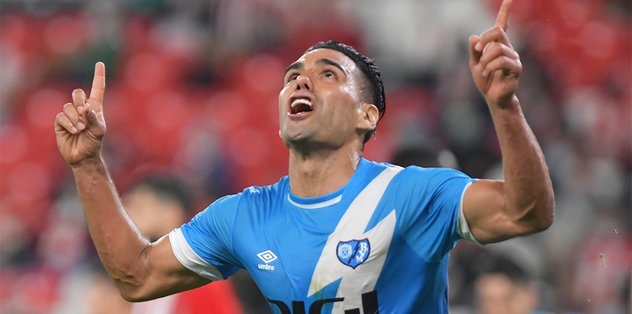 Son dakika spor haberi: İspanya'da gündem Radamel Falcao!