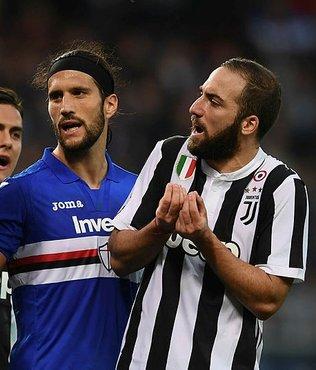 Juventus, Sampdoria deplasmanında mağlup