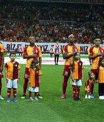 Galatasaray ile Gençlerbirliği 95. randevuda