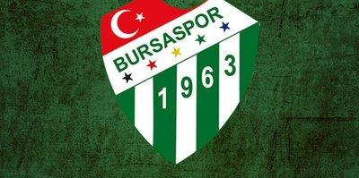 """Bursaspor """"Sow' yaptı"""