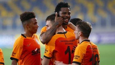 Galatasaray get 2-0 road victory over Genclerbirligi