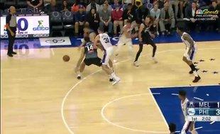 NBA'deki temsilcimiz Furkan Korkmaz'ın hazırlık maçı performansı