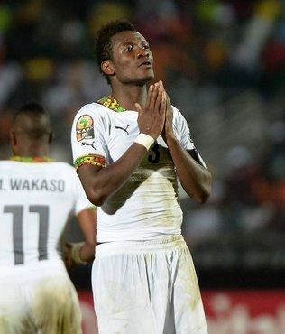 Asamoah Gyan'ın kararı Gana'da şok etkisi yarattı