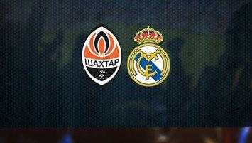 Shakhtar Donetsk - Real Madrid maçı saat kaçta ve hangi kanalda?