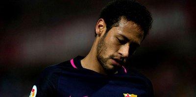Neymar'ın korktuğu başına geldi!