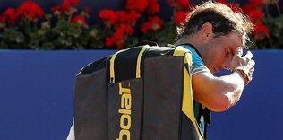 Nadal'ı Barselona'da Thiem durdurdu