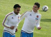 Falcao'ya James Rodriguez çağrısı: Galatasaray'a götür!
