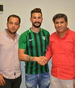 Denizlispor, Mehmet Taş'ı transfer etti