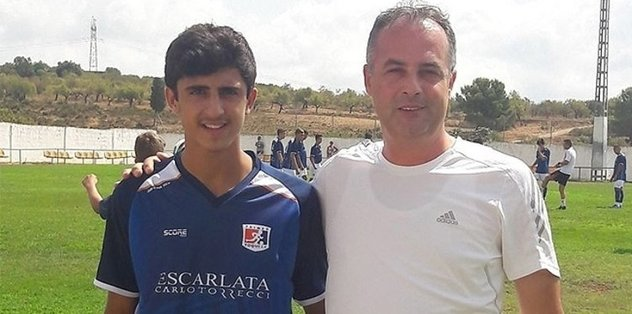 Samandağspor'dan İspanya'ya transfer oldu!