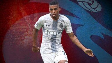 Son dakika transfer haberleri: Trabzonspor Inter'in sol beki Dalbert'i gündemine aldı