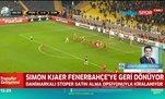 Simon Kjaer, Fenerbahçe'ye geri dönüyor