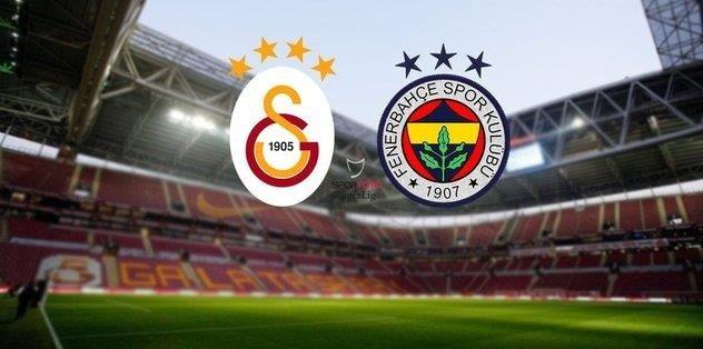 Galatasaray-Fenerbahçe derbisi seyircisiz oynanacak