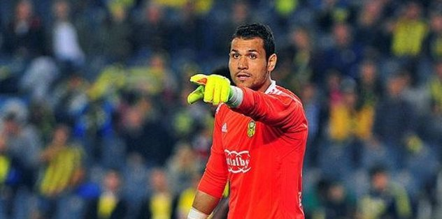 Evkur Yeni Malatyaspor'un kalecisi Ertaç Özbir: Fenerbahçe ile görüşme var