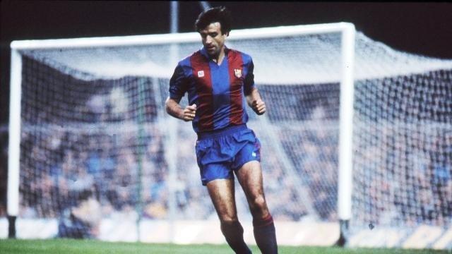 Geçmişten bugüne Barcelona kaptanları!