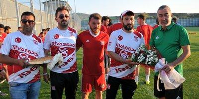 Sivasspor, Aybaba ile devam dedi
