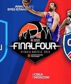 Anadolu Efes CSKA Moskova Final Four maçı ne zaman saat kaçta hangi kanalda? CANLI yayın bilgileri, maçtan notlar...