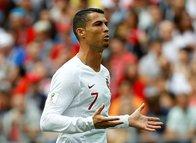 Portekiz - Fas maçından fotoğraflar
