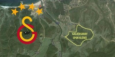 Galatasaray'ın Riva arazisi ihaleye çıktı