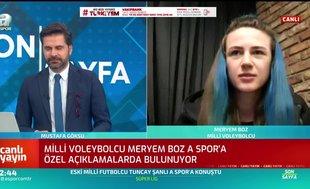 Meryem Boz: Olimpiyatların ertelenmesi doğru bir karar