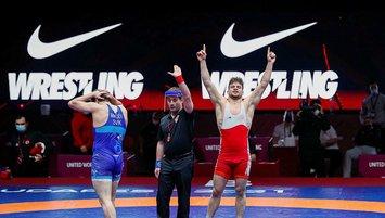 Güreşte sevindiren gelişme! 2 olimpiyat kotası geldi