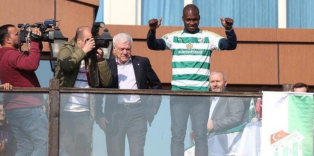Sow signs with Bursaspor on loan deal