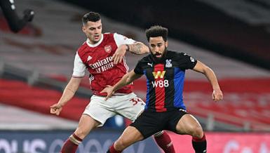 Arsenal 0-0 Crystal Palace   MAÇ SONUCU