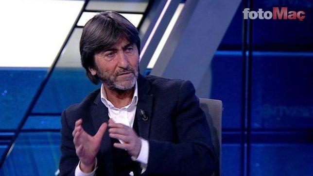 Rıdvan Dilmen'den olay yorum! Bu kararı TFF değil UEFA aldı